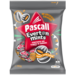 Photo of Pascall Everton Mints 192g