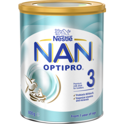 Photo of Nestle Nan Optipro 3 Toddler 1+ Years Milk Formula 800g