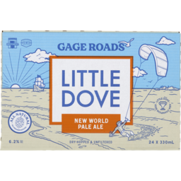 Photo of Gage Roads Little Dove New World Pale Ale Cans