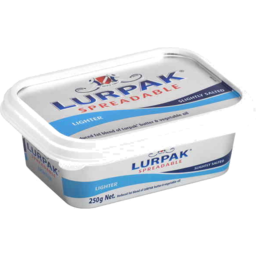 Photo of Lurpak Spreadable Danish Butter Slightly Salted Lighter 250gm