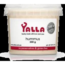 Photo of Yalla Hummus 350g