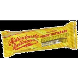 Photo of Rd Peanut Butter Bar S/Crumb 50g