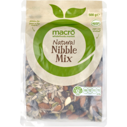 Photo of Macro Nibble Mix 500g