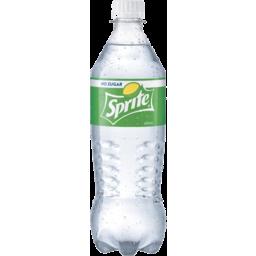 Photo of Sprite No Sugar Lemonade Soft Drink 600ml