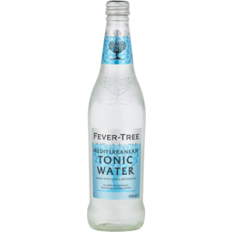 Photo of Fever Tree Mediterranean Tonic Water Bottles
