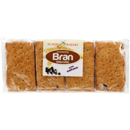 Photo of Slavica Bakery Biscuits Crunchy Bran 230g