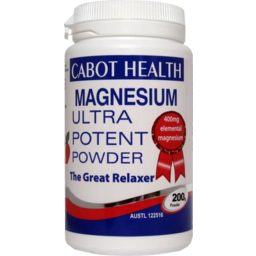 Photo of Magnesium Powder 200g