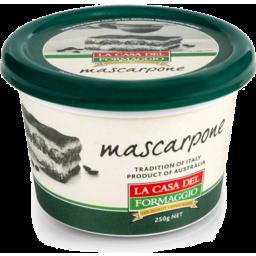 Photo of Lacasa Fromaggio Mascarpone 250g
