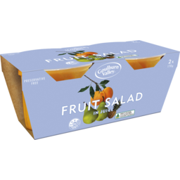 Photo of Goulburn Valley Fruit Salad In Juice 2x170g