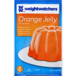 Photo of Weight Watchers Orange Flavoured Jelly 11g