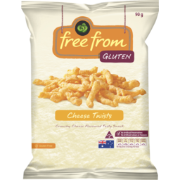 Photo of Free From Gluten Cheese Twist 90g