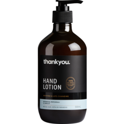 Photo of Thankyou Hand Lotion Patch&Van 500ml
