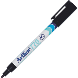 Photo of Artline Marker Freezer 770 Black