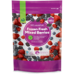 Photo of WW Frozen Mixed Berry 500g