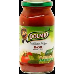 Photo of Dolmio Pasta Sauce Tradional Basil 500g