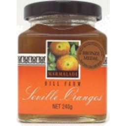 Photo of Hill Farm Marmalade Seville Orange 240gm