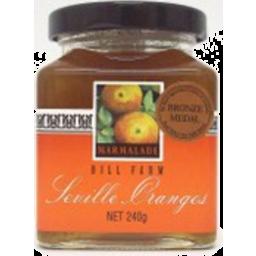 Photo of Hill Farm Marmalade Seville Orange 240gm