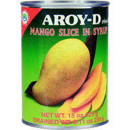 Photo of Aroy-D Mango Slice In Syrup 425g