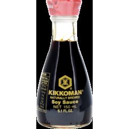 Photo of Kikkoman Soy Sauce 150ml