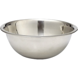 Photo of Smartchef Stainless Steel Mixing Bowl 24cm