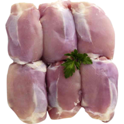 Photo of Chicken Thigh Cutlets Skinless