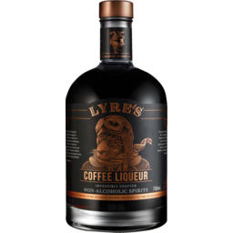 Photo of Lyre's Coffee Liqueur 700ml