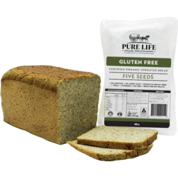 Photo of Pure Life Bakery Sprouted Gf 5 Seed 1.1kg