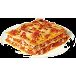 Photo of  Lasagne