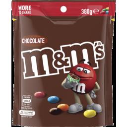 Photo of M&M's Milk Chocolate 380g