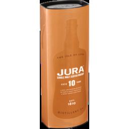 Photo of Jura Single Malt Scotch Whisky 10 Year Old 700ml
