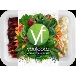 Photo of Youfoodz BBQ Chicken & Potato Salad 280g