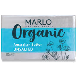 Photo of Marlo- Organic Unsalted Butter