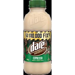 Photo of Dare Iced Coffee Espresso 500ml Bottle