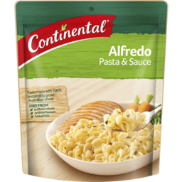 Photo of Continental Pasta & Sauce Alfredo 85gm