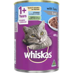 Photo of Whiskas Tuna Loaf 400gm