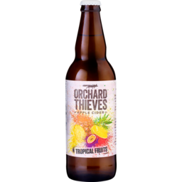 Photo of Orchard Thieves Tropical Fruits 500ml