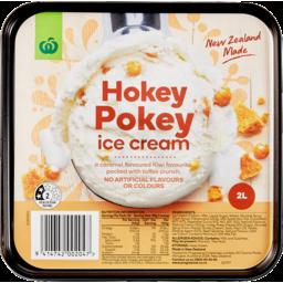 Photo of WW Ice Cream Hokey Pokey 2L