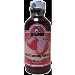 Photo of Benjamins Strawberry Flavour
