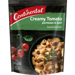 Photo of Continental Creamy Tomato, Parmesan & Basil Pasta 98g