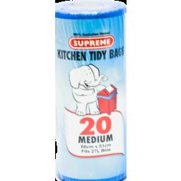 Photo of Supreme Tie Ups Medium 20's