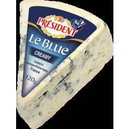 Photo of President Le Blue Creamy 120g