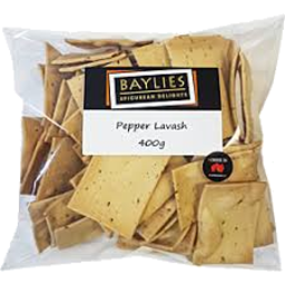 Photo of Baylies Pepper Lavash 400g