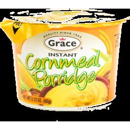 Photo of Grace Instant Cornmeal Porridge