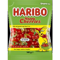 Photo of Haribo Happy Cherries 140g