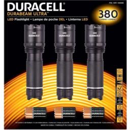 Photo of Duracell Flashlight Led 380 Lumen