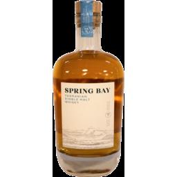 Photo of Spring Bay Single Malt Whiskey