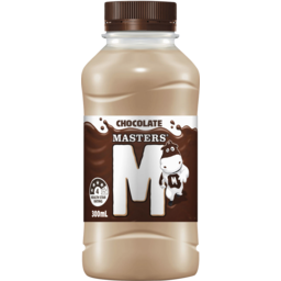 Photo of Masters Chocolate 300ml Bottle
