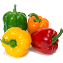 Photo of Coloured Sweet Pepper