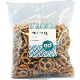 Photo of Go Pretzel Knots 250gm
