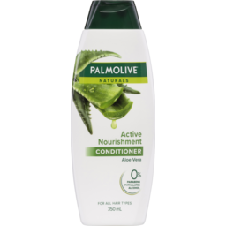 Photo of Palmolive Naturals Active Nourishment Conditioner Aloe Vera 350ml